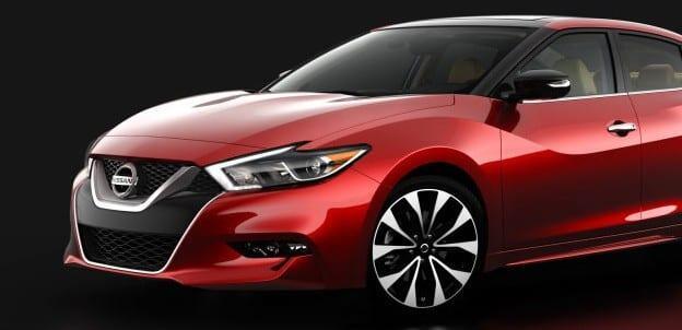 2015 Nissan Maxima >> Nissan Maxima Tekee Comebackin Jokamies Fi