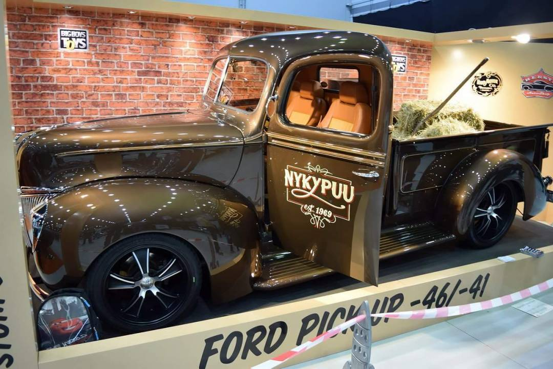 Ford Pickup 1946/1941