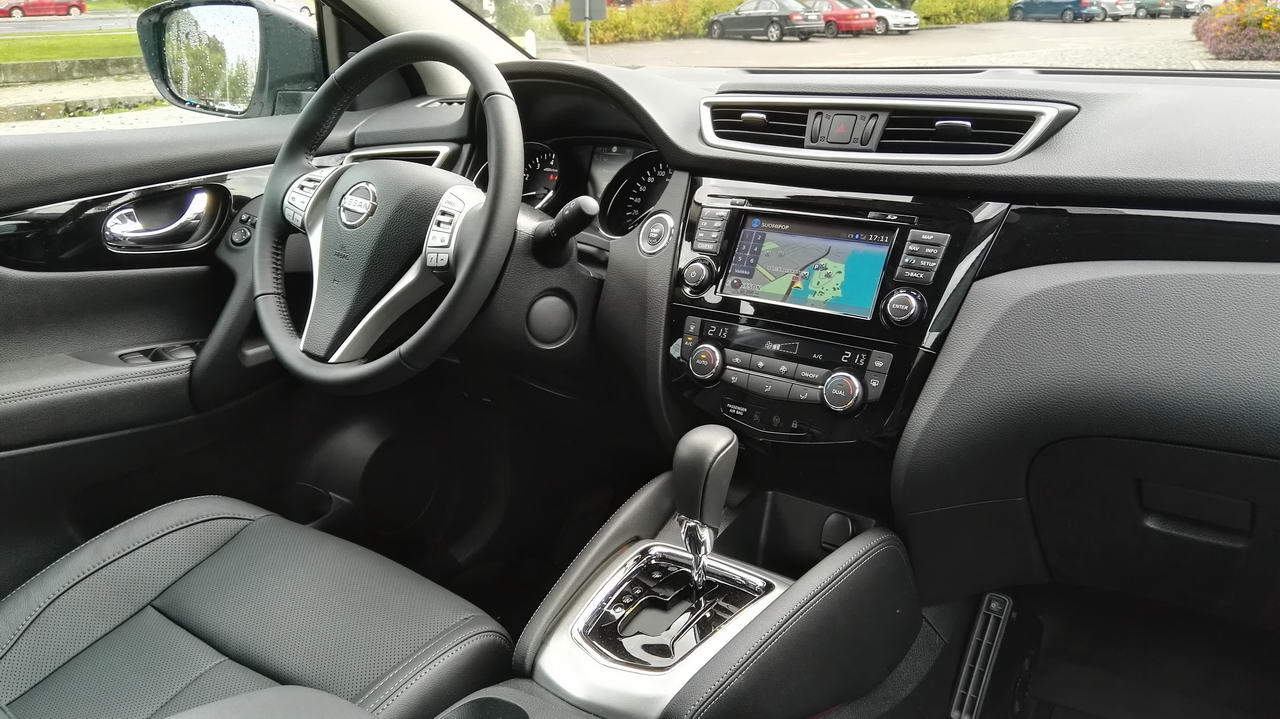Nissan Qashqai Xtronic
