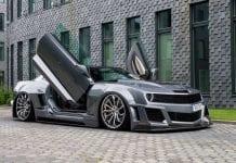 Chevrolet Camaro Stealth by RAYTH