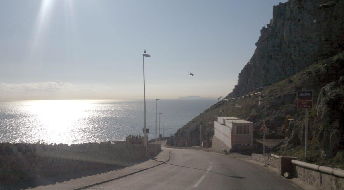 Costa del Sol - Gibraltar - East side