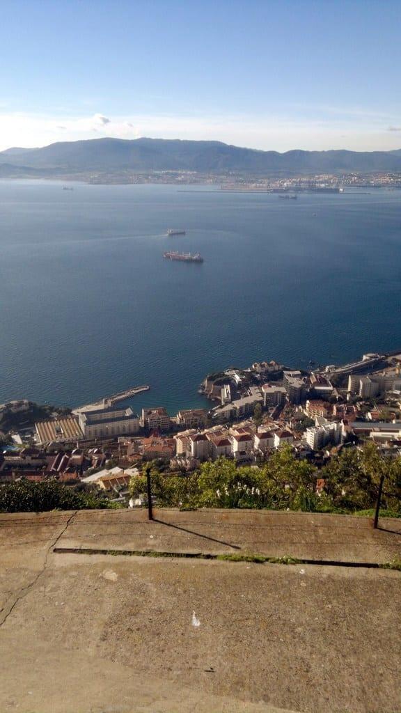 Costa del Sol - Gibraltar - Spur battery
