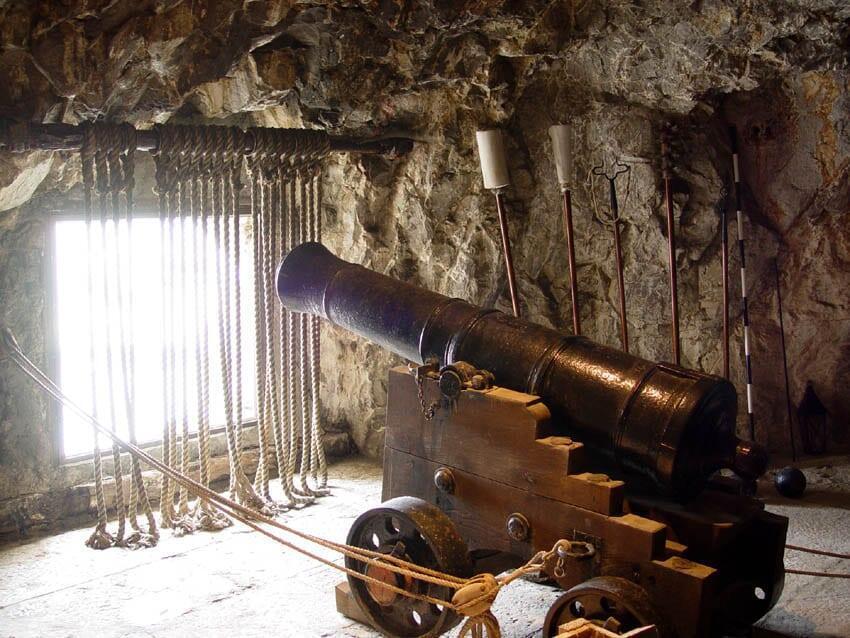 Costa del Sol - Gibraltar - Great Siege tunnels
