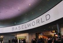 Baselworld 2018 pääsisäänkäynti