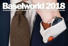 Baselworld 2018 - Stylefellow