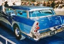 Buick 1957 Caballero Station Wagon