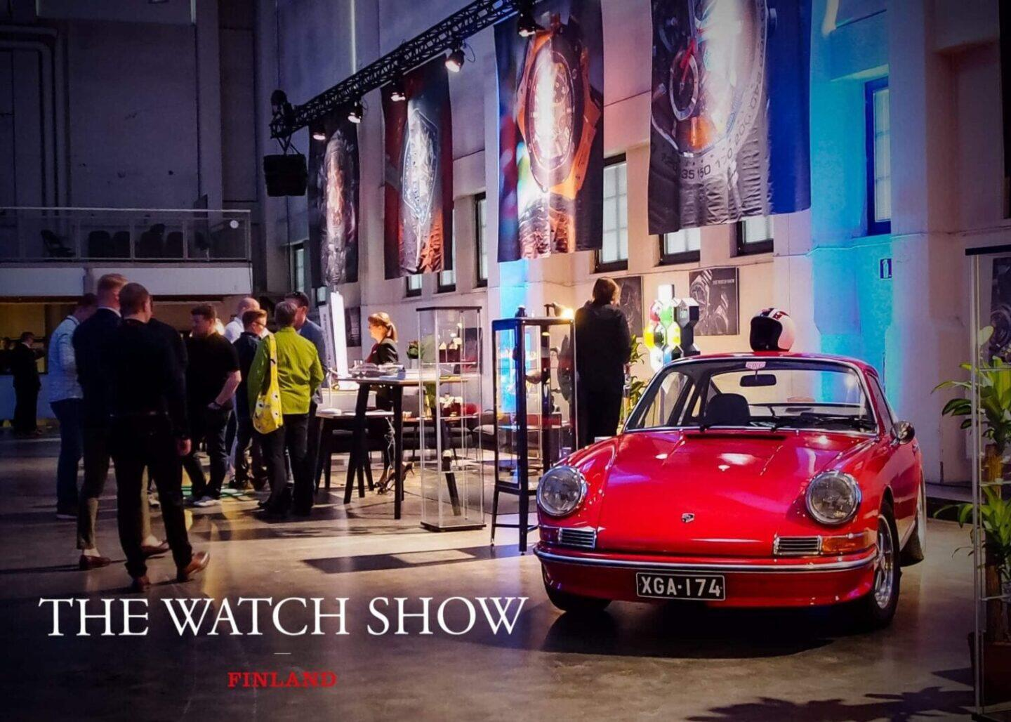 The Watch Show Finland