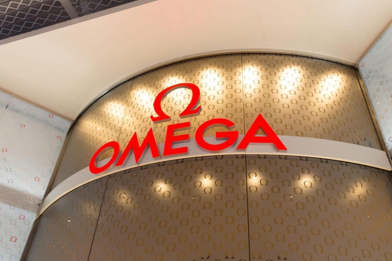 Swatch Groupin tunnetuin kellomerkki on eittämättä Omega.