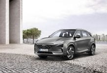 Hyundai Nexo FUV