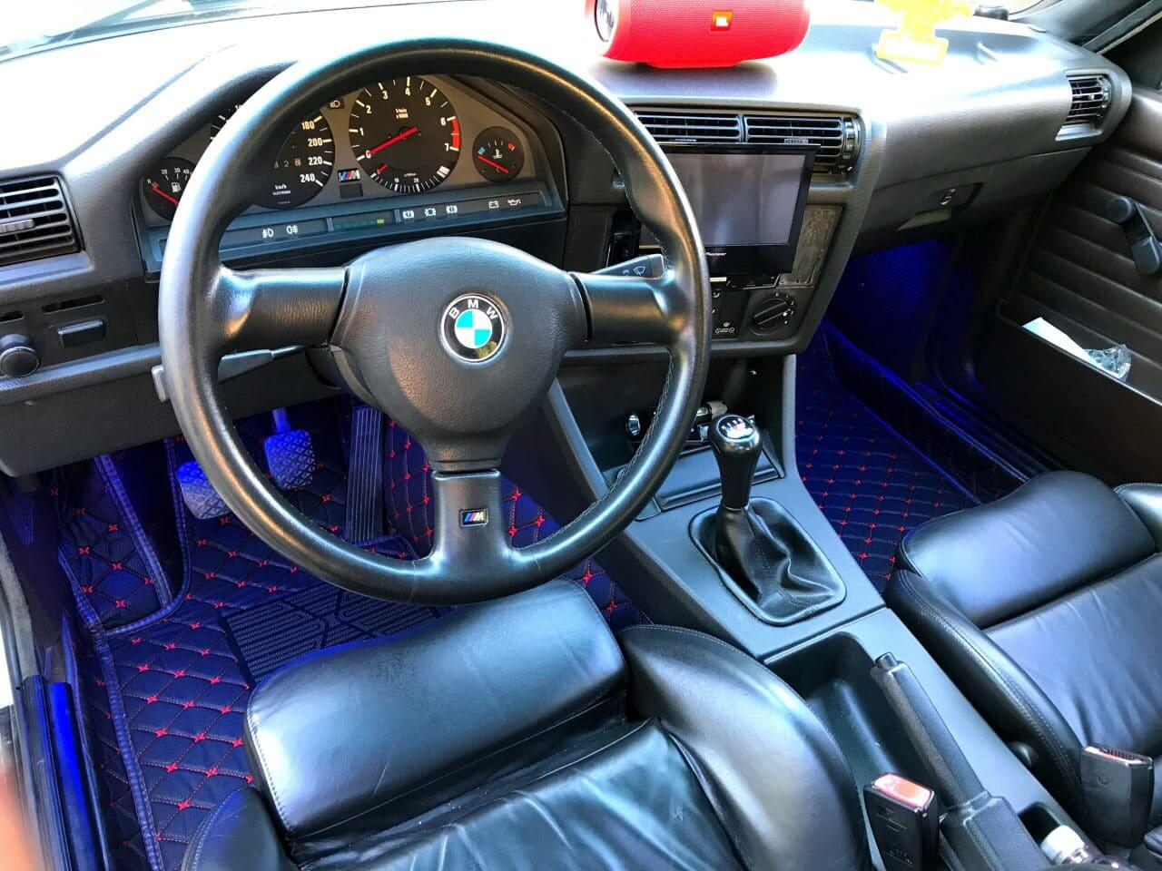 DustMovers BMW E30