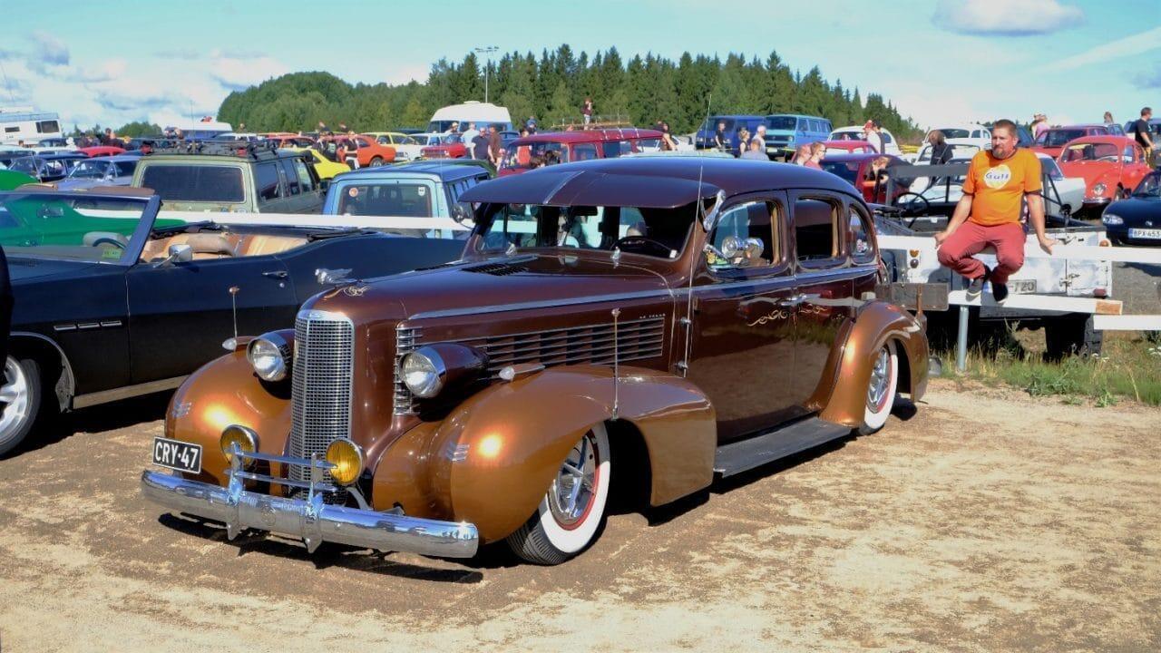 Cadillac La Salle 1937