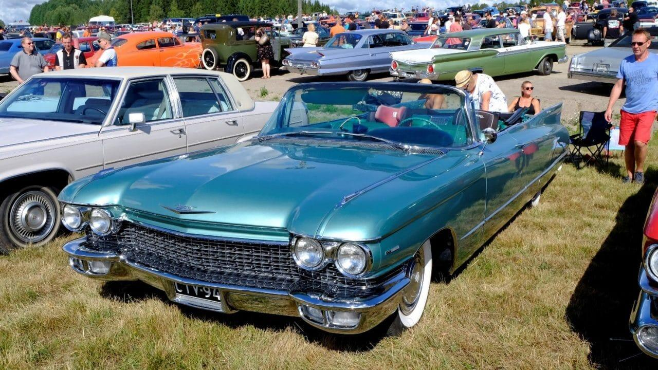 Cadillac Series 62 Convertible 1960
