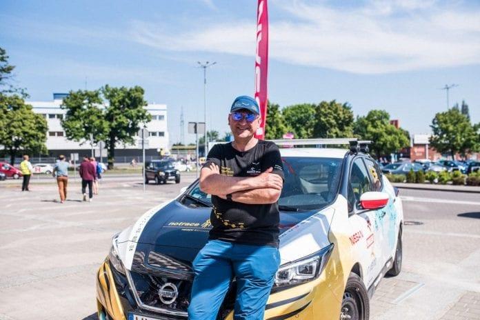 Marek Kaminski / Nissan LEAF