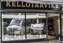 Kellotarvike - Humalistonkatu 5, Turku