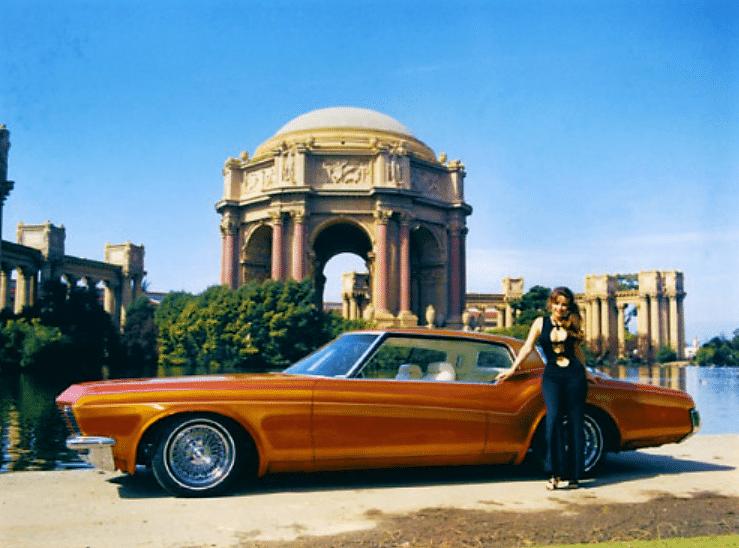 Buick Riviera 1972.
