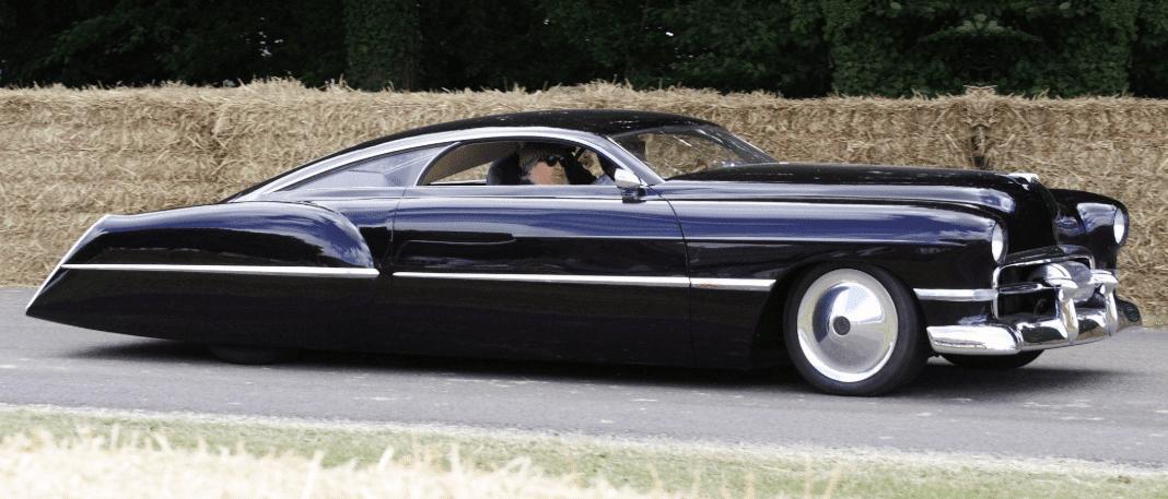 Cadzzilla - Cadillac Series 62 Sedanette 1948