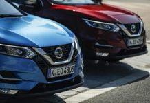 Nissan Qashqai saa uuden moottorit