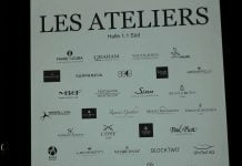 Baselworld 2018 - Les Ateliers