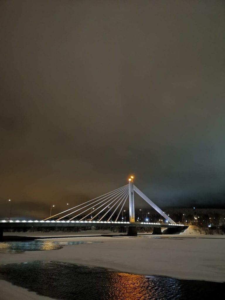 Jokamies-Teslalla-talvella-Nordkappiin-Rovaniemi-Jatkankynttila