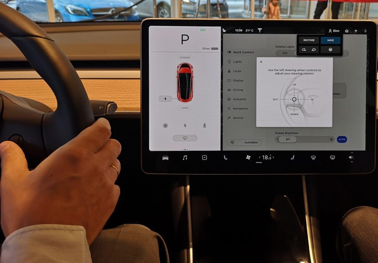 Tesla-Model-3-ratin-säätö
