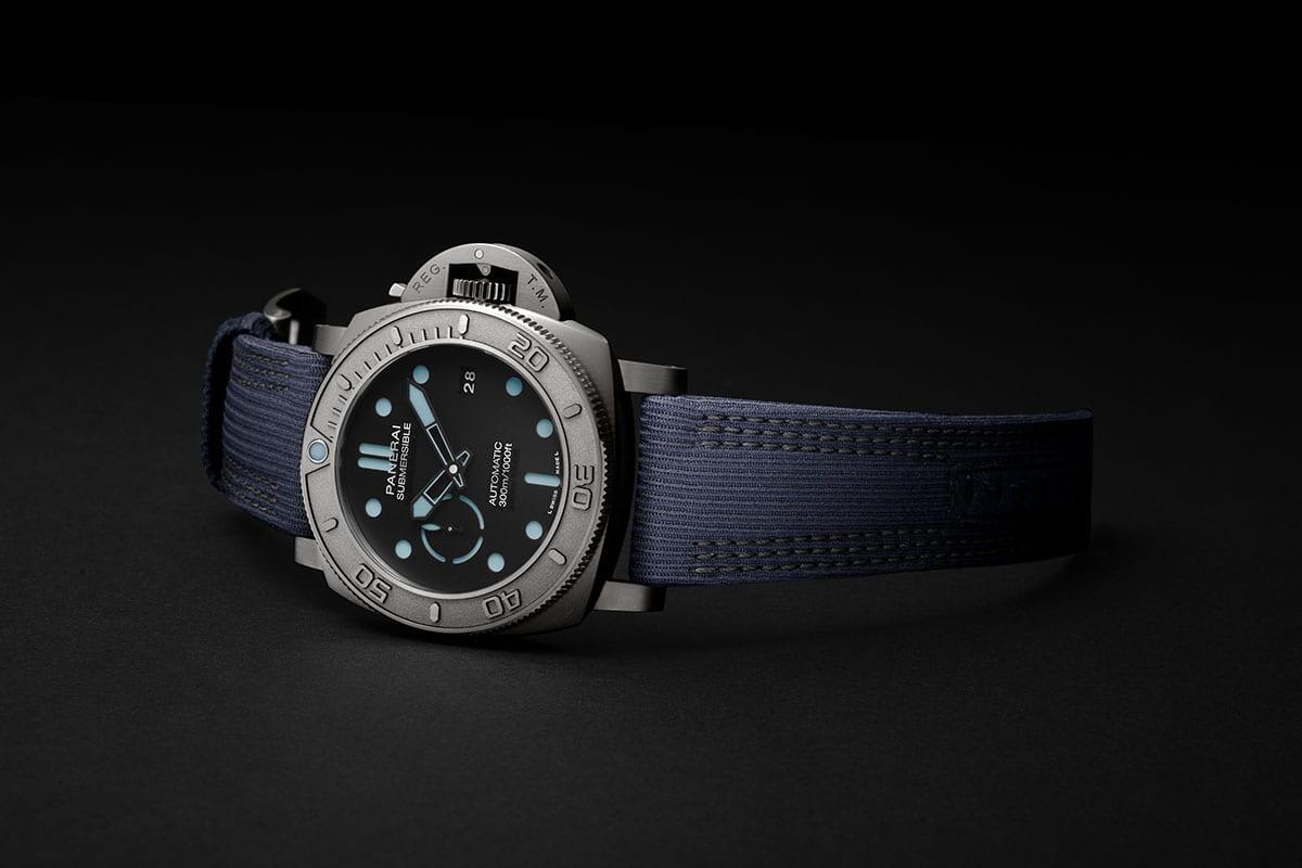 Panerai Submersible Mike Horn Edition - PAM00985