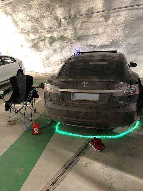 Sähköautojen yö Redi - voittajaa