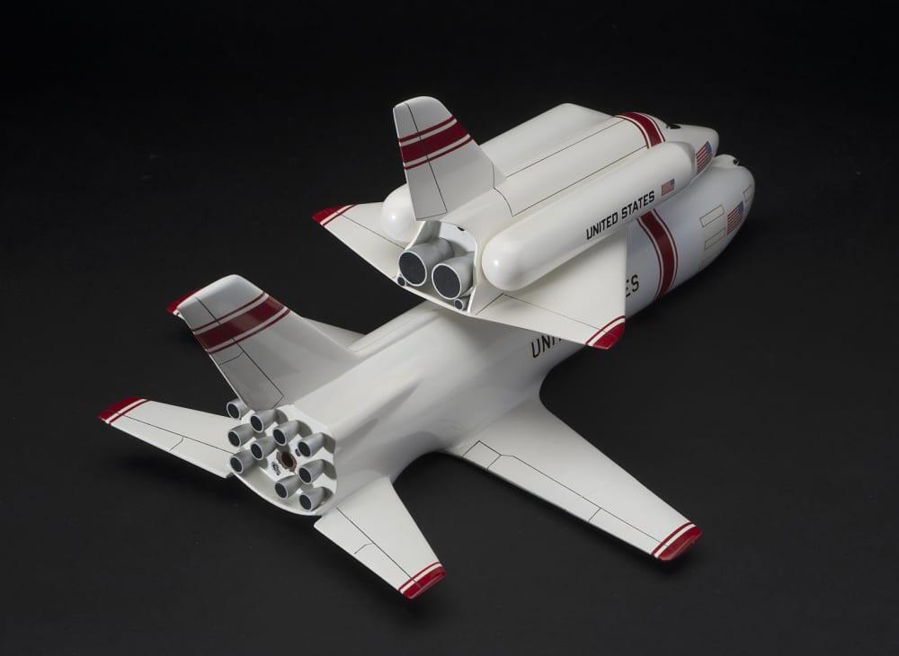 Grumman shuttle concept