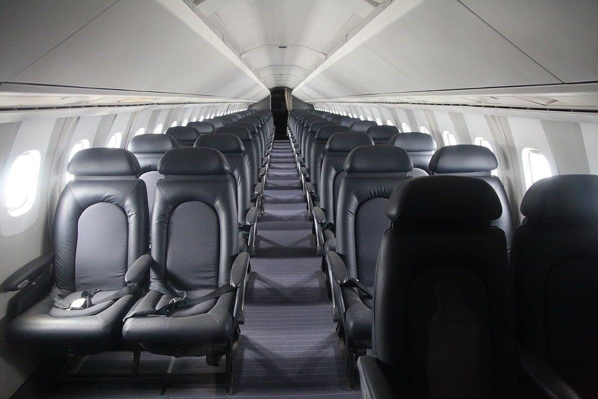Jokamies - Concorde matkustamo