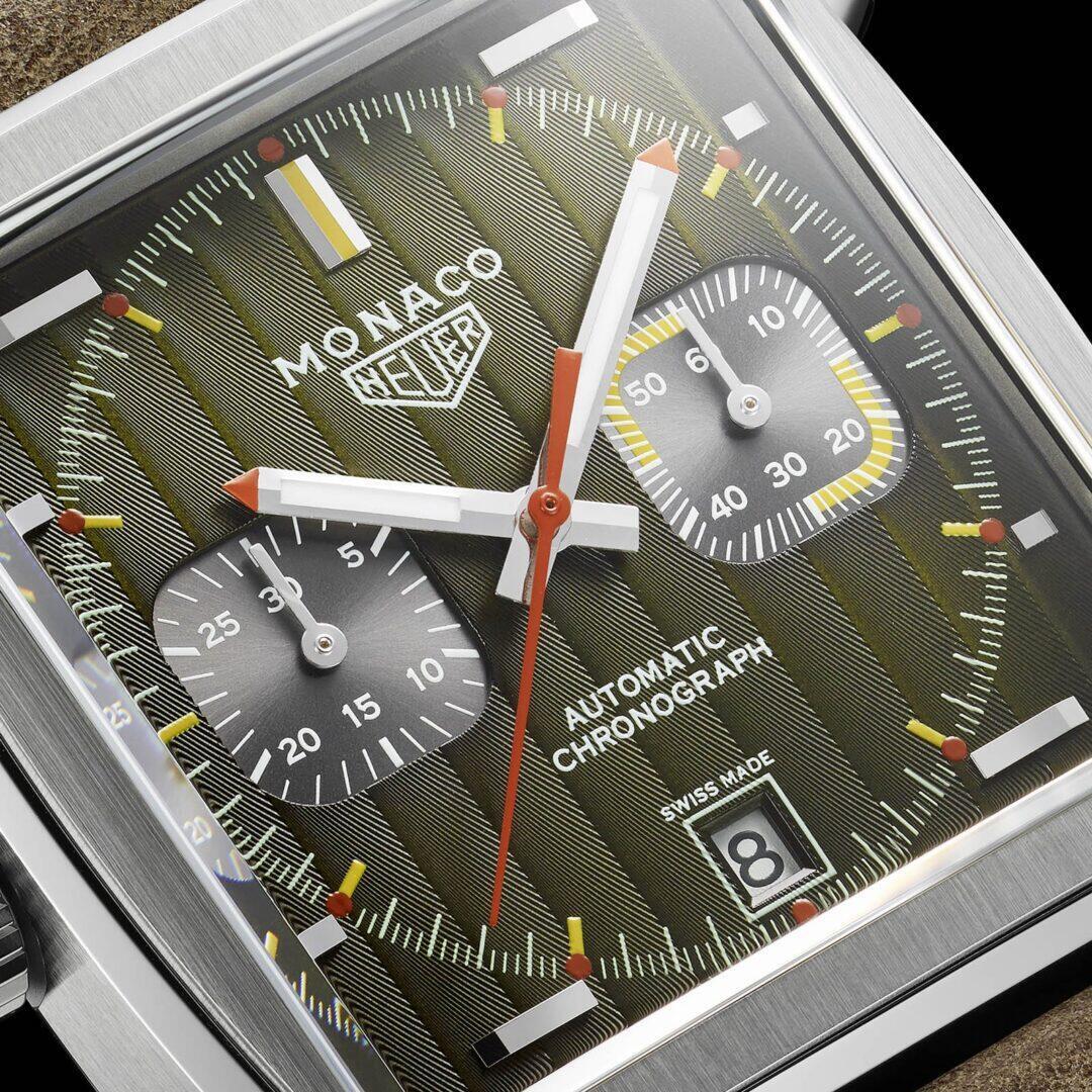 TAG Heuer Monaco 1969-1979 Limited Edition