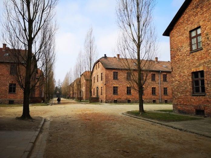 Jokamies-Itäblokki-Teslalla-Auschwitz-Parakkej