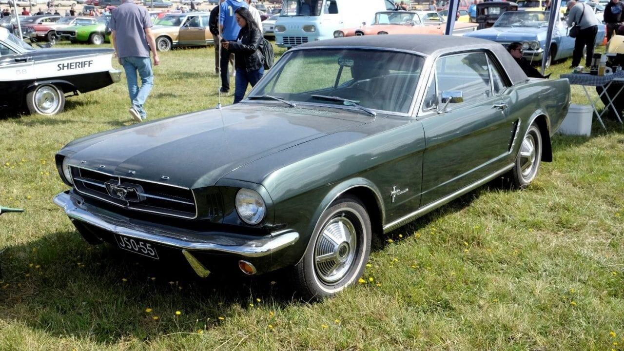 Ford Mustang 2D HT 1965