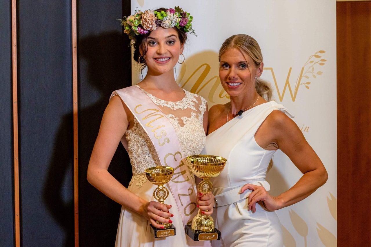 Miss EW 2019 Tiia Aalto ja Henna Peltonen