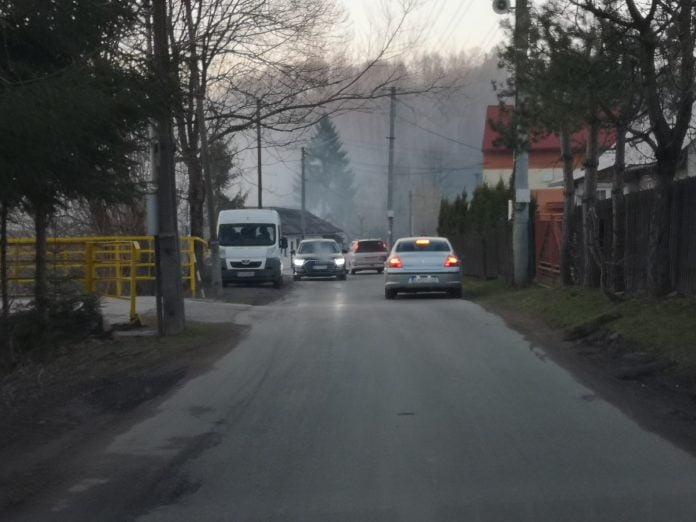 Jokamies-Itäblokki-Teslalla-Tatra-Ruuhka