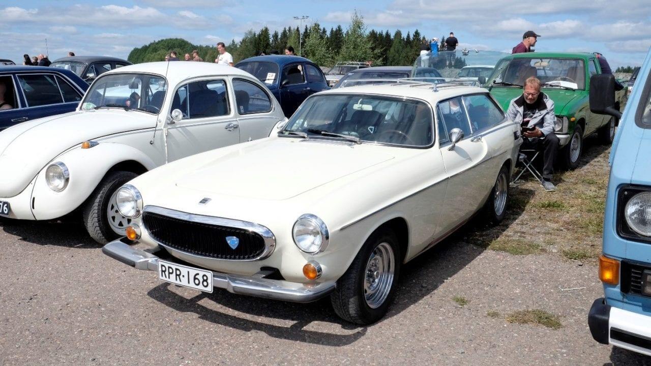 Volvo 1800ES 1973