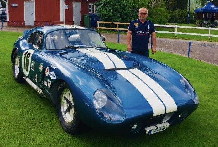 Shelby Daytona Coupe >> Ford Vastaan Ferrari On Teemana Myos Lahdessa Vuoden 1965