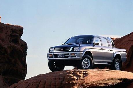 Mitsubishi L200 kolmas sukupolvi