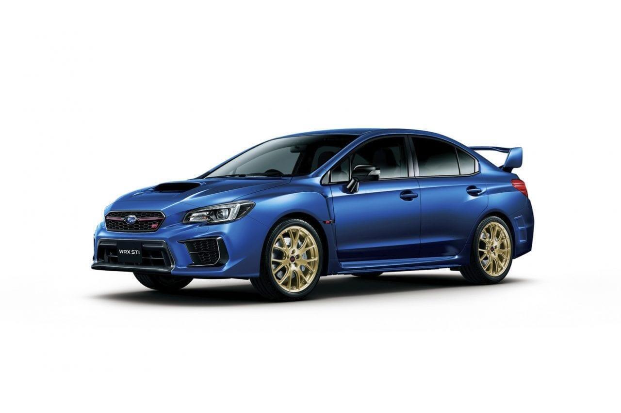 Difference Between Wrx And Sti >> Legendan Taru Paattyy Tahan Subaru Esitteli Viimeisen