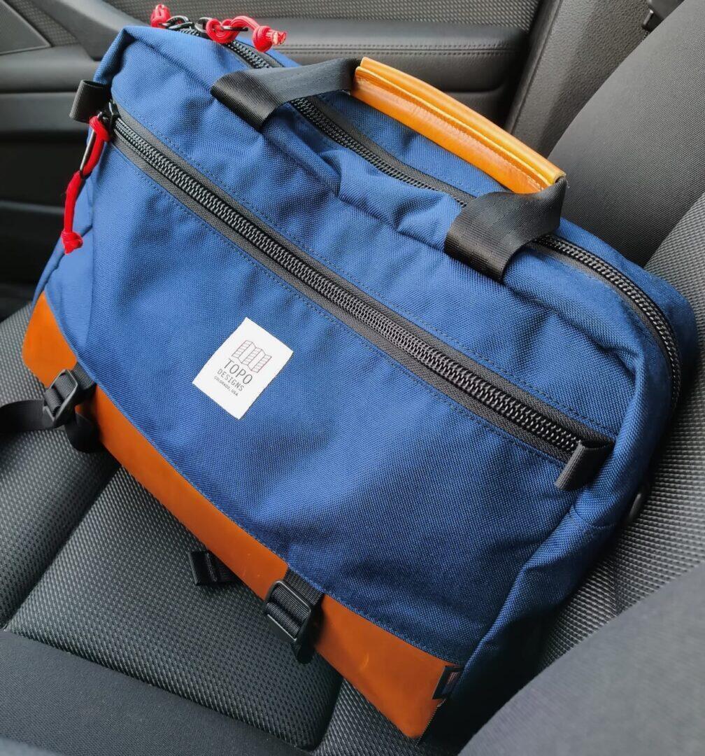 Topo Designs Commuter -laukku