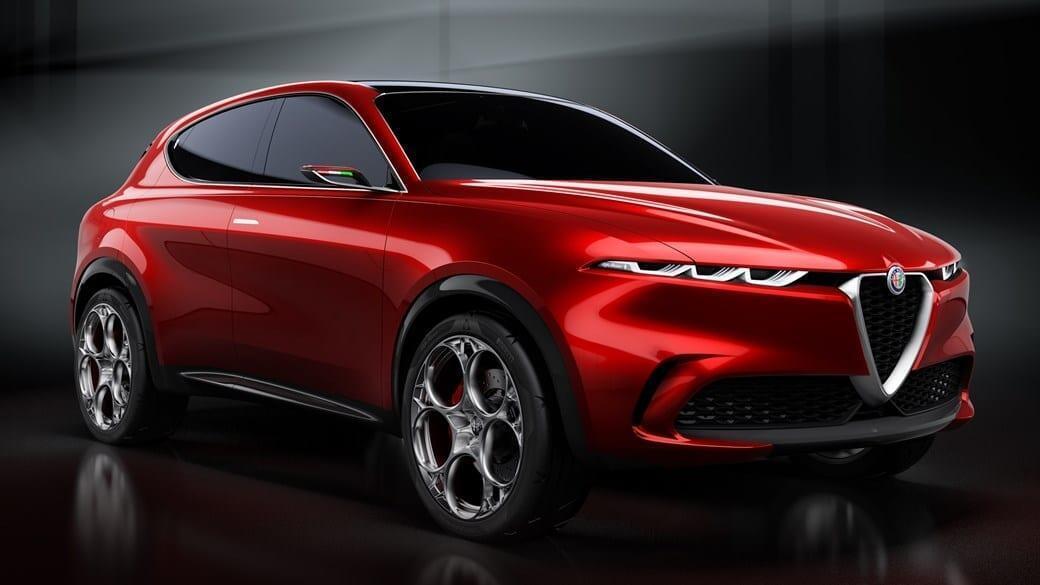 Alfa Romeo Suv >> Onko Tassa Kaunein Kompakti Katumaasturi Vuonna 2021