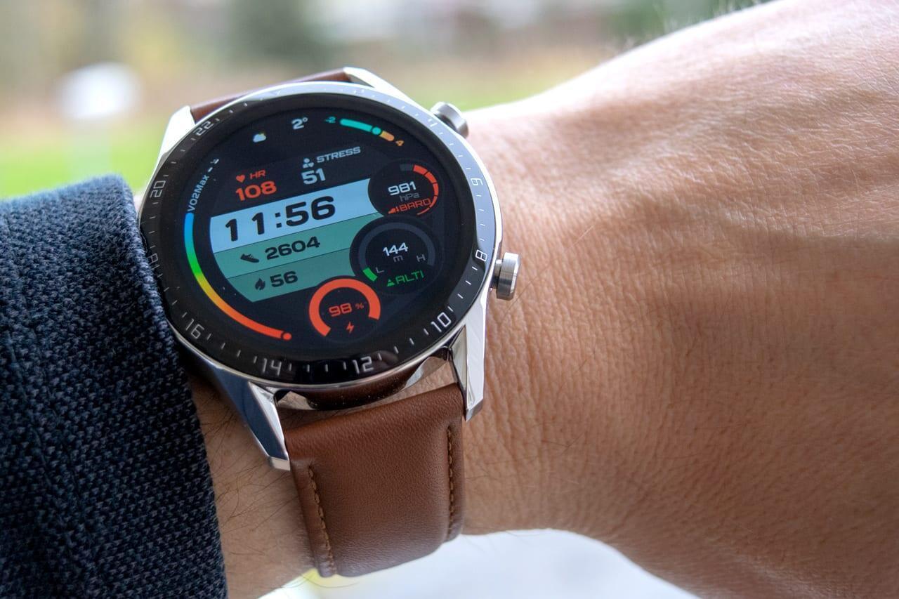 Huawei Watch GT 2 -älykello
