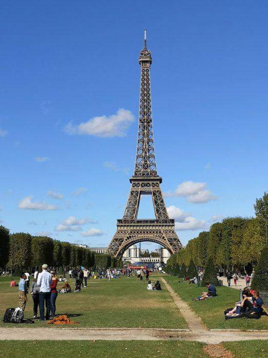 Jokamies - Teslalla Madridiin #11 - Eiffel torni