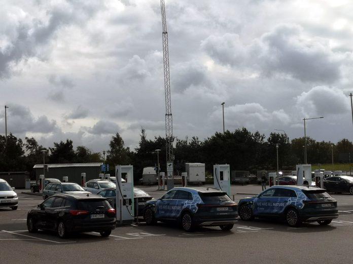 Jokamies - Teslalla Madridiin #2 - Löddeköpinge
